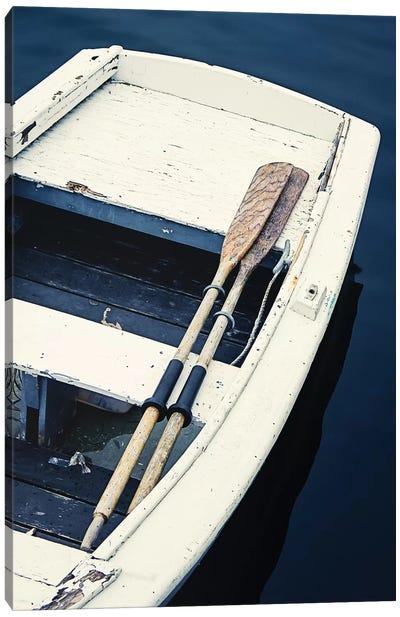 On The Sea Canvas Art Print