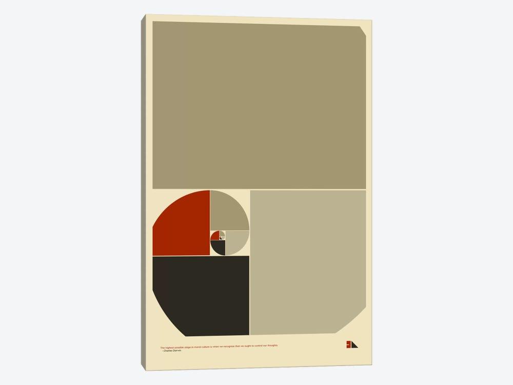 Golden Ratio by 2046 Design 1-piece Art Print
