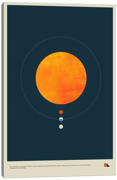 Habitable Zone Canvas Art Print
