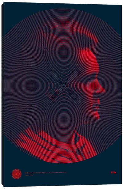 Marie Curie Canvas Art Print