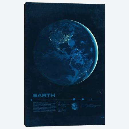 Earth Canvas Print #DES15} by 2046 Design Canvas Wall Art