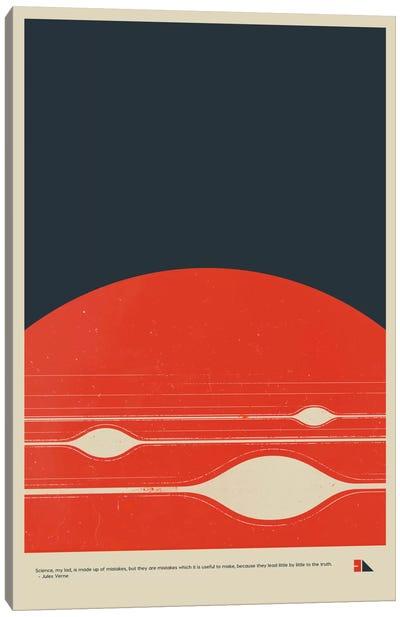Our Solar System: Jupiter Canvas Print #DES16