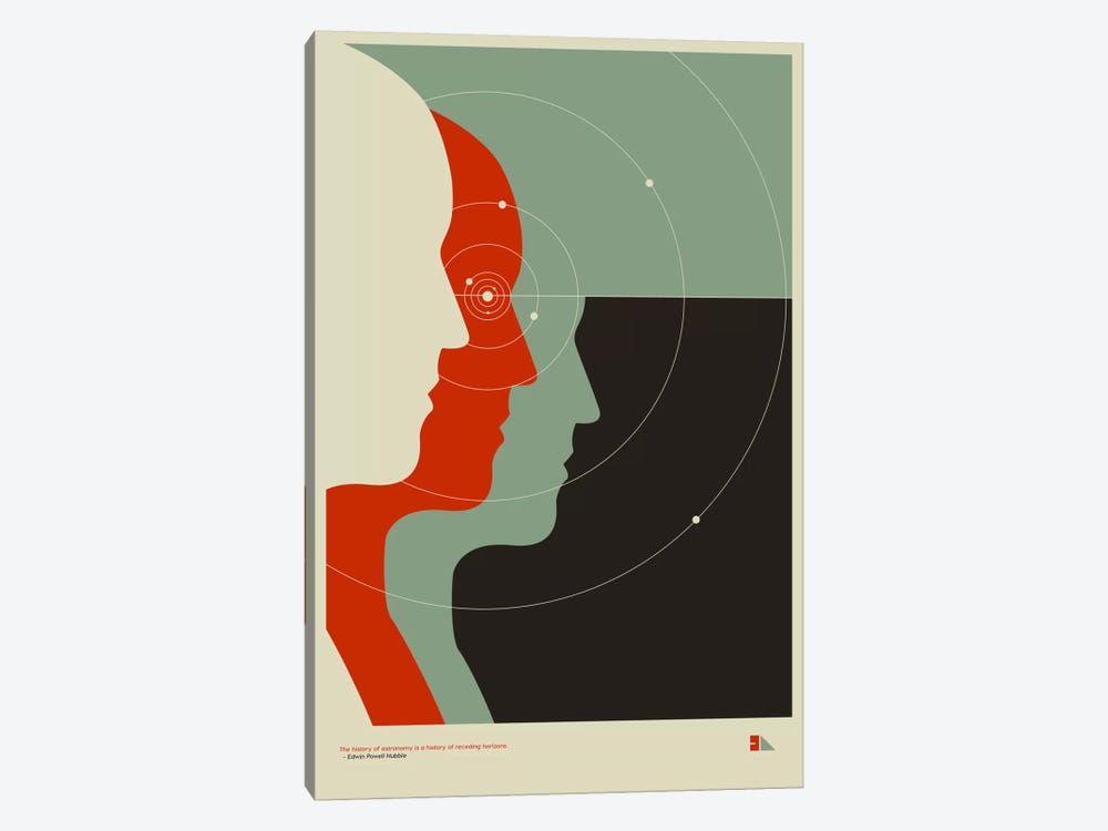 Spectrometer by 2046 Design 1-piece Canvas Art