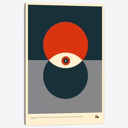 Split Canvas Print #DES25} by 2046 Design Art Print