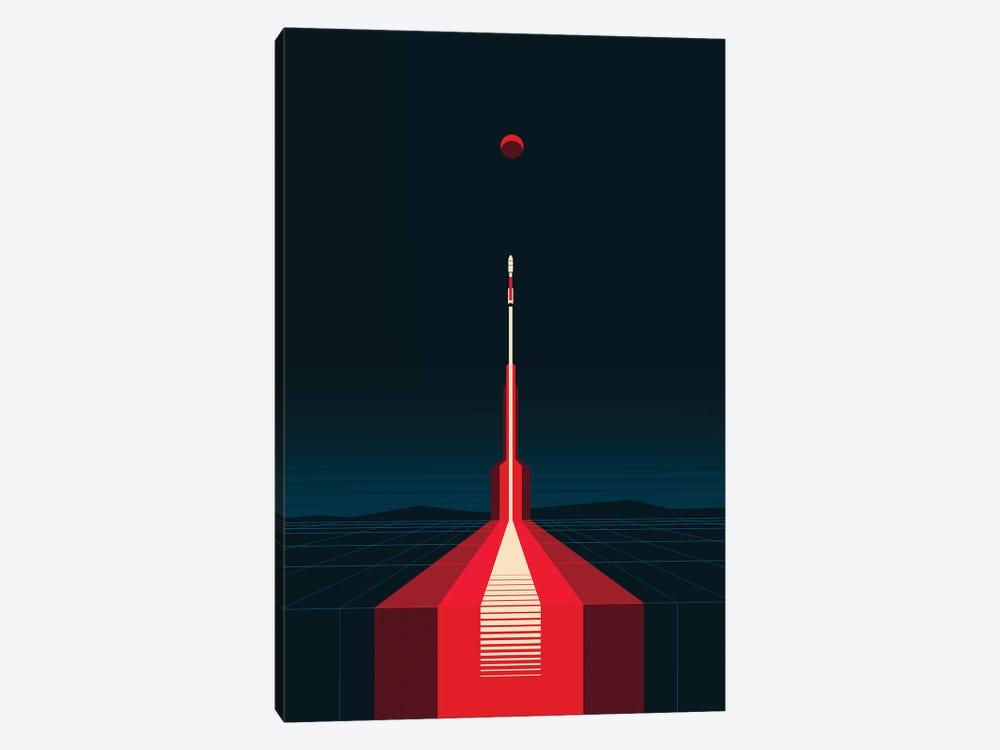 Lift Off by 2046 Design 1-piece Art Print