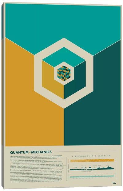 Quantum Mechanics Canvas Art Print