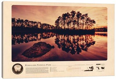 Everglades National Park Canvas Print #DES7