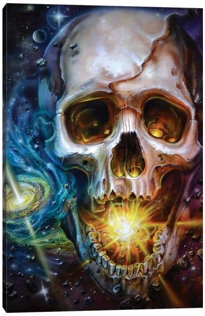 Cosmic Ending Canvas Art Print