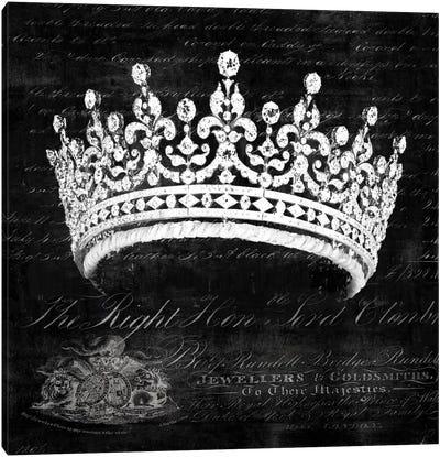 Her Majesty's Jewels I Canvas Print #DEV11