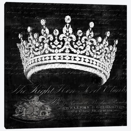 Her Majesty's Jewels I Canvas Print #DEV11} by Deborah Devellier Canvas Artwork