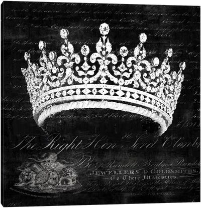 Her Majesty's Jewels I Canvas Art Print