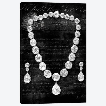 Her Majesty's Jewels II Canvas Print #DEV12} by Deborah Devellier Canvas Artwork