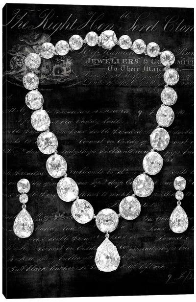 Her Majesty's Jewels II Canvas Art Print