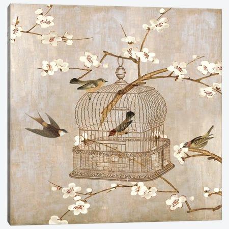 At Home I Canvas Print #DEV1} by Deborah Devellier Canvas Art