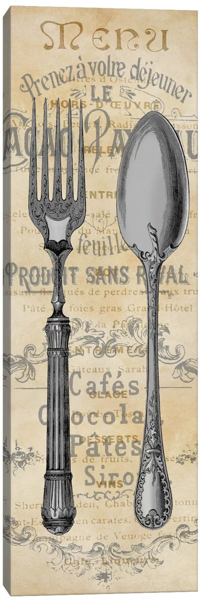 Cuisine I Canvas Art Print