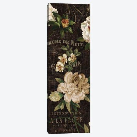 Fleurs Antique I Canvas Print #DEV9} by Deborah Devellier Canvas Wall Art