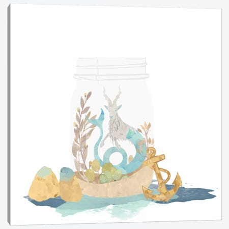 Anchor Down Canvas Print #DFC2} by 5by5collective Canvas Print