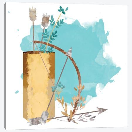 Handle With Care Canvas Print #DFC6} by 5by5collective Canvas Wall Art