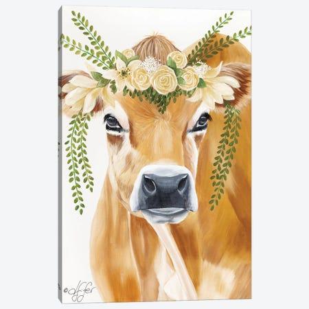 New Hat Canvas Print #DFI11} by Diane Fifer Canvas Print