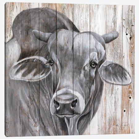 Eyes Wide Open Canvas Print #DFI24} by Diane Fifer Art Print