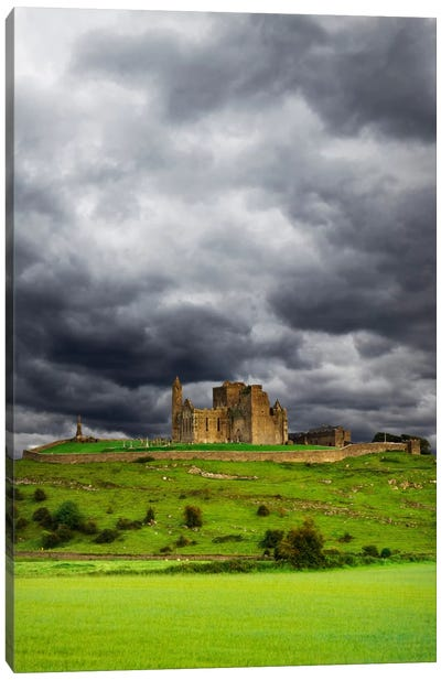 Rock Of Cashel (St. Patrick's Rock), Cashel, County Tipperary, Munster Province, Republic Of Ireland Canvas Art Print