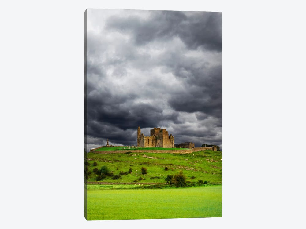 Rock Of Cashel (St. Patrick's Rock), Cashel, County Tipperary, Munster Province, Republic Of Ireland by Dennis Flaherty 1-piece Canvas Print