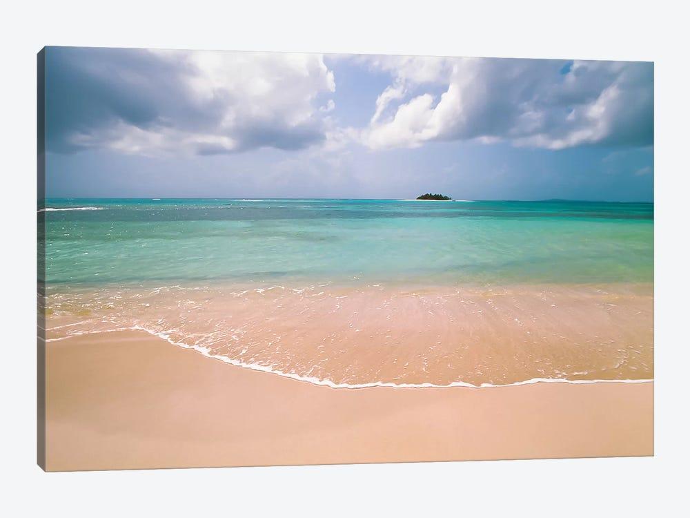 Clear Beach by Doug Foulke 1-piece Canvas Art Print