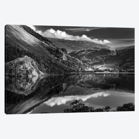 Llyn Gwynant I, Snowdonia, Wales, United Kingdom Canvas Print #DFU18} by Dorit Fuhg Canvas Art Print