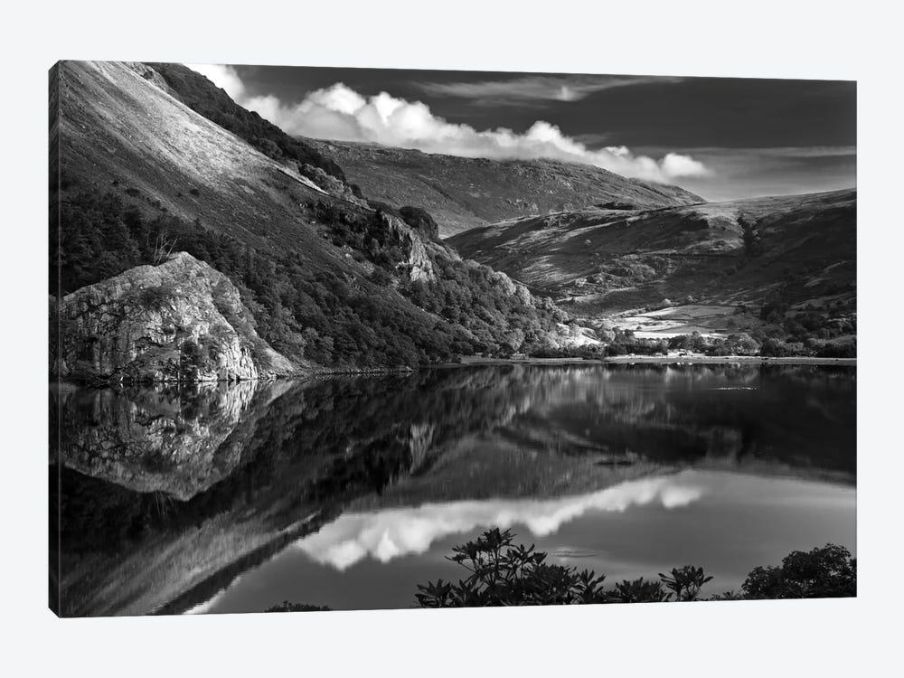 Llyn Gwynant I, Snowdonia, Wales, United Kingdom by Dorit Fuhg 1-piece Art Print
