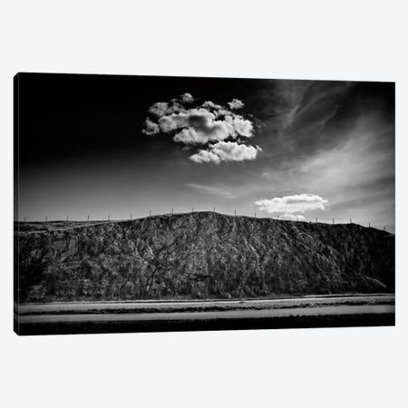 The Cloud Canvas Print #DFU22} by Dorit Fuhg Canvas Artwork