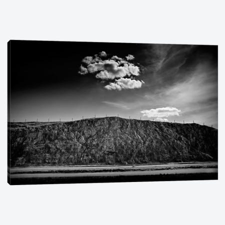 The Cloud Canvas Print #DFU22} by Dorit Fuhg Canvas Artwork