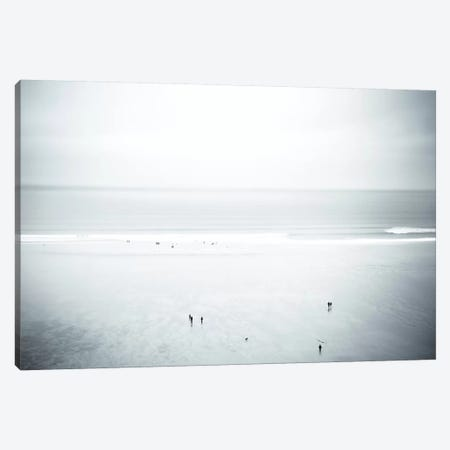 Watergate Bay, Cornwall, England, United Kingdom Canvas Print #DFU27} by Dorit Fuhg Art Print