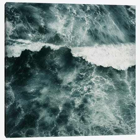 Aqua II Canvas Print #DFU30} by Dorit Fuhg Canvas Print