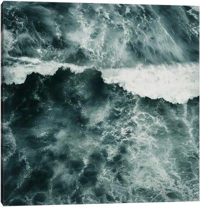Aqua II Canvas Art Print