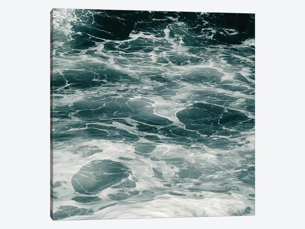 Aqua III by Dorit Fuhg 1-piece Canvas Artwork