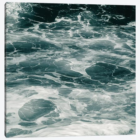 Aqua III 3-Piece Canvas #DFU31} by Dorit Fuhg Art Print
