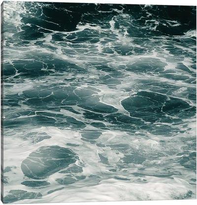 Aqua III Canvas Art Print
