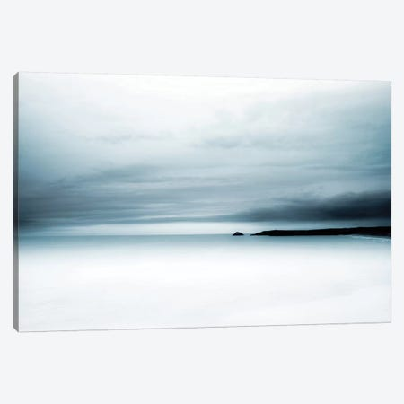 Peninsula And Sea Canvas Print #DFU60} by Dorit Fuhg Canvas Wall Art