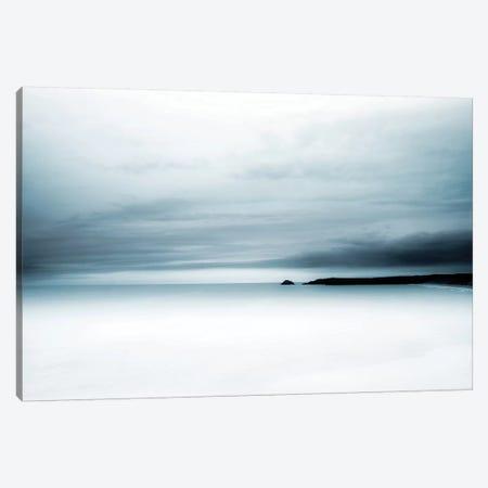 Peninsula And Sea Canvas Print #DFU60} by Dorit Fuhg Canvas Wall Art