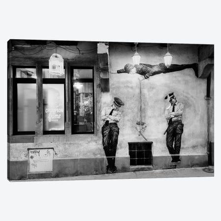 Police, Police 3-Piece Canvas #DFU61} by Dorit Fuhg Canvas Art