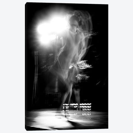Tango Ballet Dancer Canvas Print #DFU67} by Dorit Fuhg Art Print