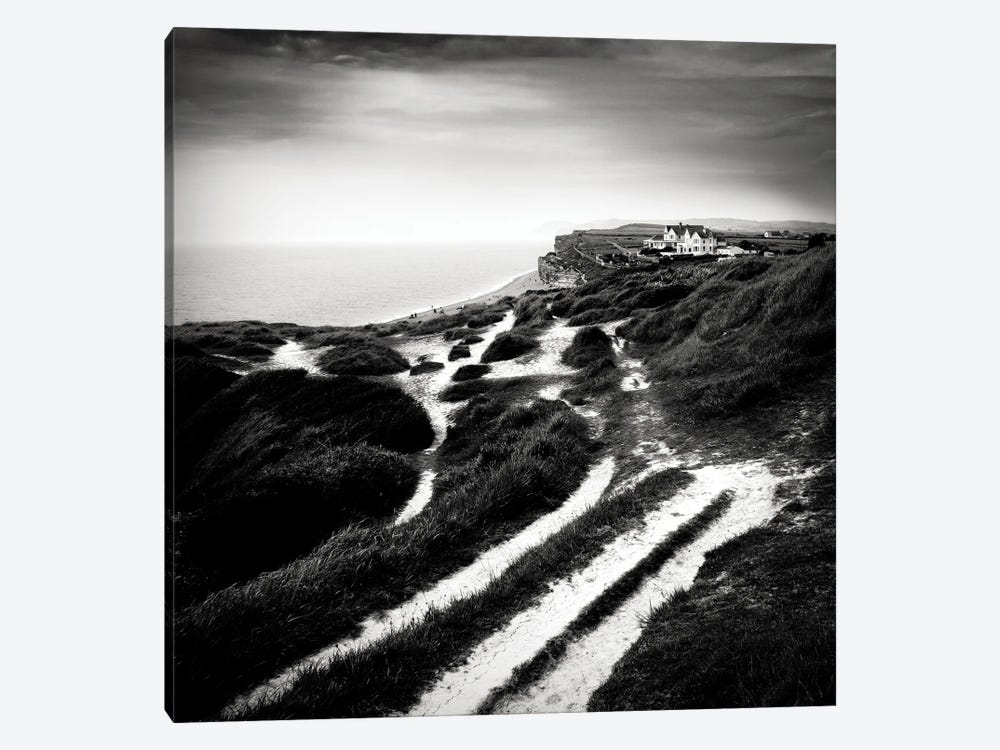 Coastal Path by Dorit Fuhg 1-piece Art Print