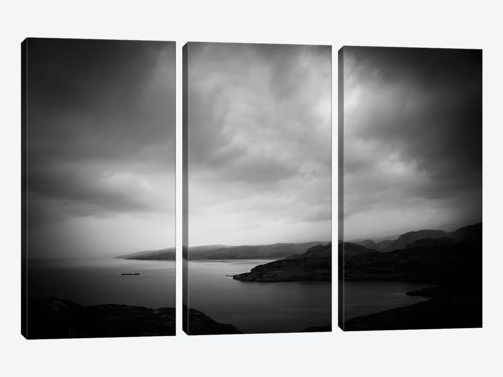 By The Loch by Dorit Fuhg 3-piece Canvas Wall Art