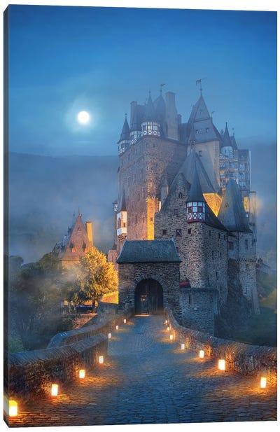 The Castle Canvas Art Print