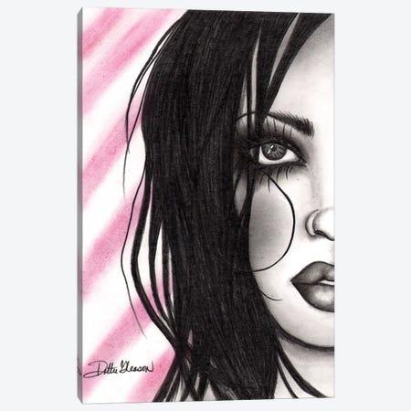 Margaux Canvas Print #DGL115} by Dottie Gleason Canvas Wall Art
