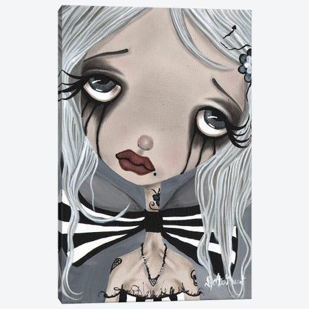 Rue I Canvas Print #DGL133} by Dottie Gleason Art Print