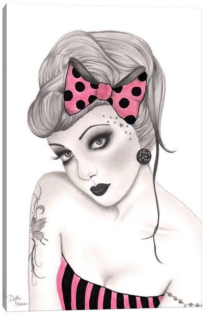 Alix Canvas Art Print