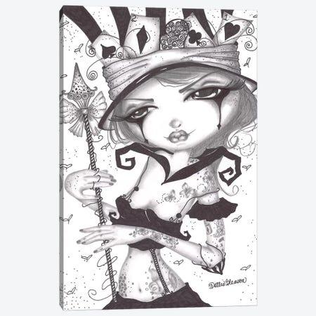 Sweet Alice Canvas Print #DGL143} by Dottie Gleason Canvas Wall Art