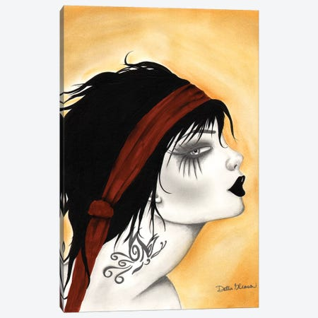 Althaia Canvas Print #DGL15} by Dottie Gleason Canvas Artwork