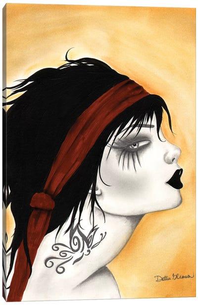 Althaia Canvas Art Print